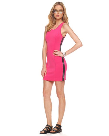 Side-Zip Dress