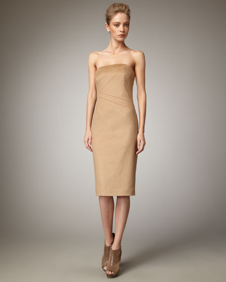 Stretch Suiting Dress
