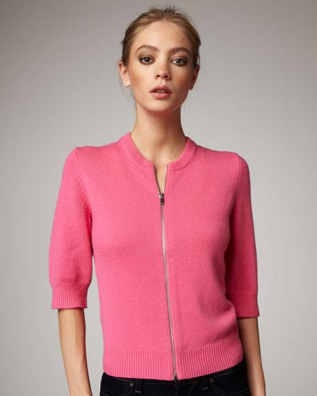 Cashmere Sweater, Tulip