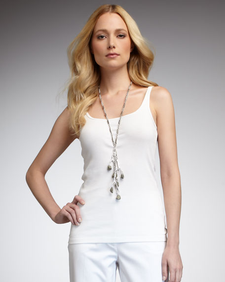 Organic-Cotton Camisole