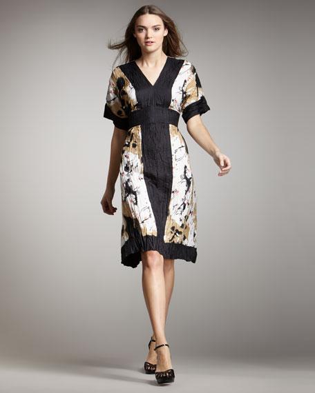 Japonica Printed Dress