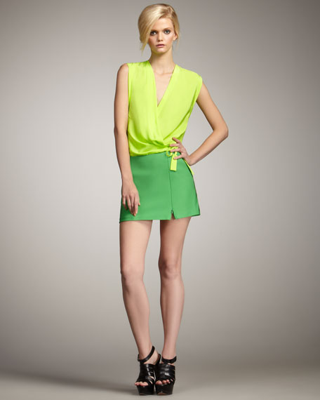 Azumi Mini Skirt