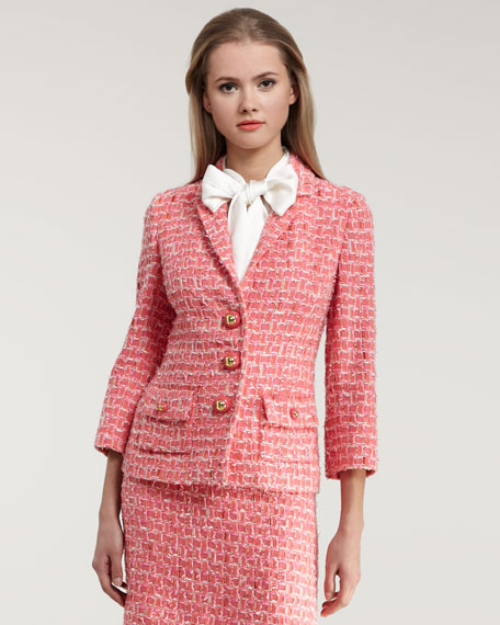 olympia tweed jacket