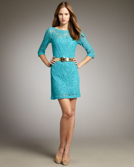 Atlantis Lace Dress