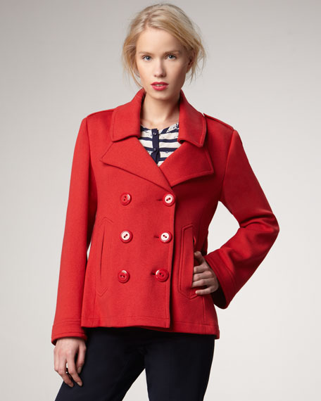 Miss Congeniality Pea Coat