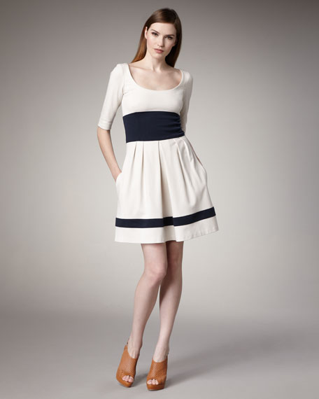 Glamour Ponte Dress