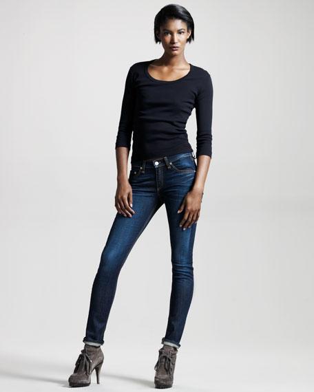 Skinny Kensington Jeans