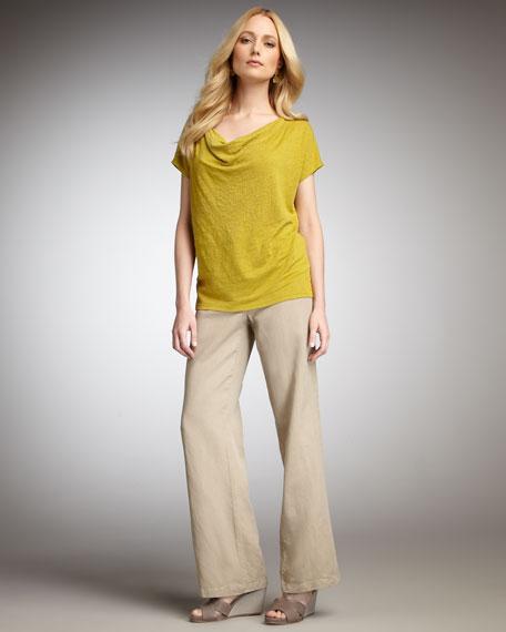 Linen Trousers, Women's