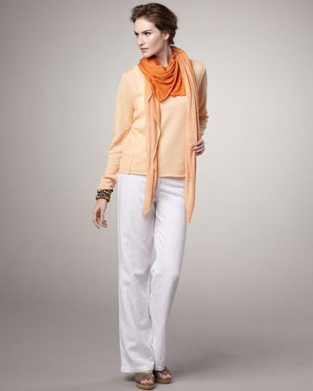 Knit Boxy Top, Women's