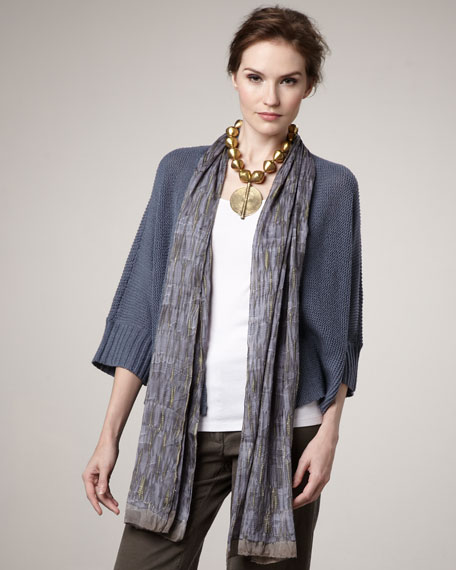 Knit Cardigan, Women's