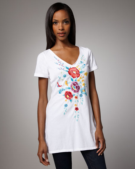 Smith Embroidered Tunic, Women's