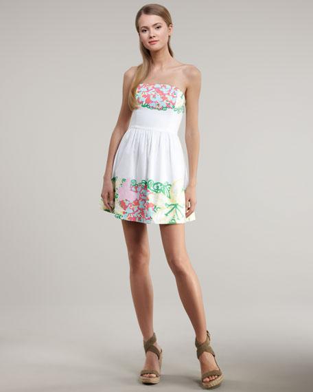 Lottie Printed Dress