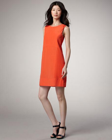 Saatchi Shift Dress, Orange