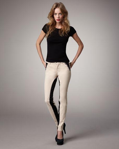 J Brand Jeans Nikko Inserted Jeans