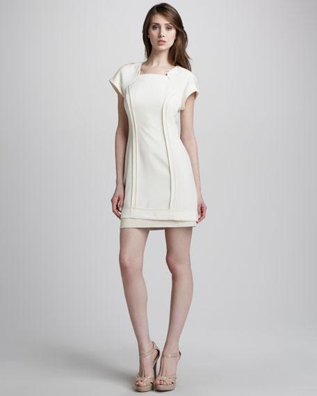Mies Short-Sleeve Dress