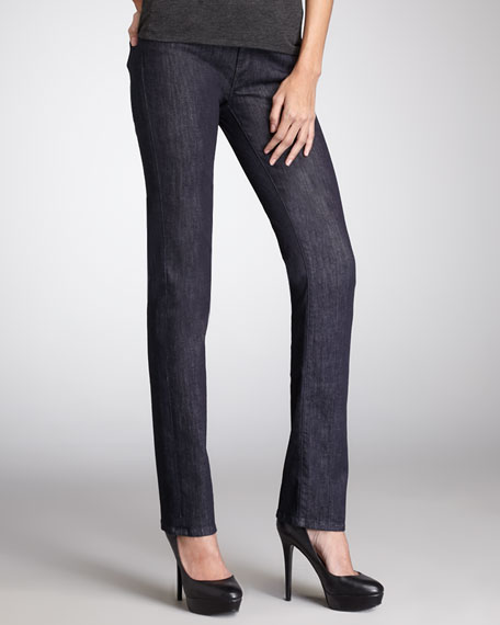 Kimmie New Rinse Straight-Leg Jeans