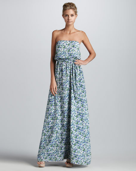 Madison Printed Maxi Dress