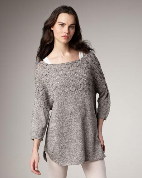 Oversize Crewneck Sweater