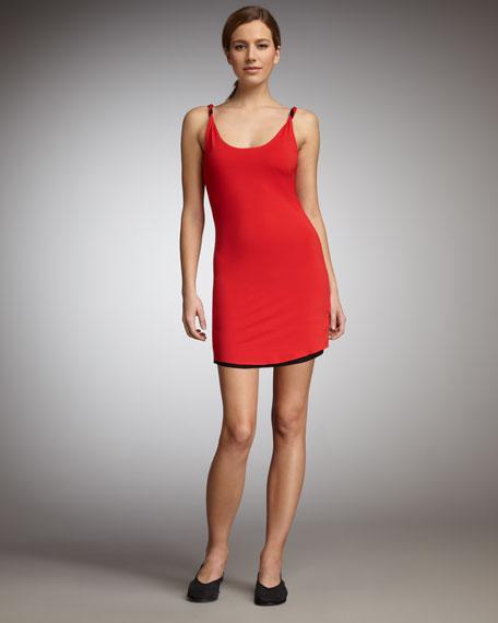 Choice Twisted-Strap Dress