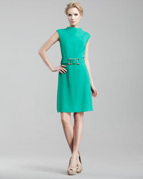 Joanne Belted Dress