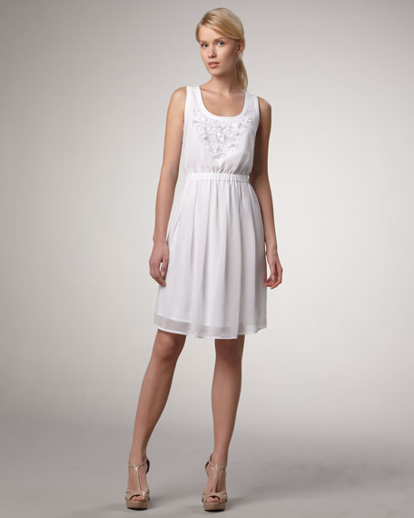 Juliana Chiffon Dress