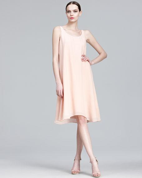 Basic Silk Dress