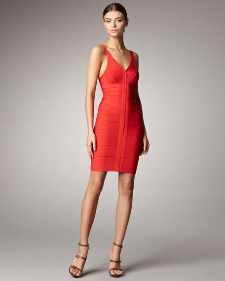 Front-Zip Dress