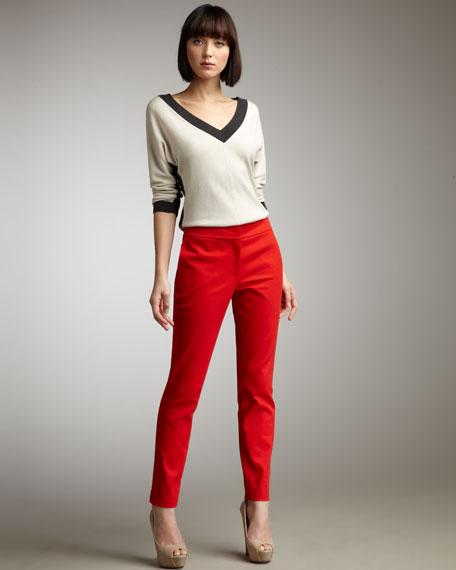 Oxford Twill Pants