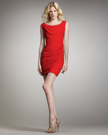 Esme Ruched Dress