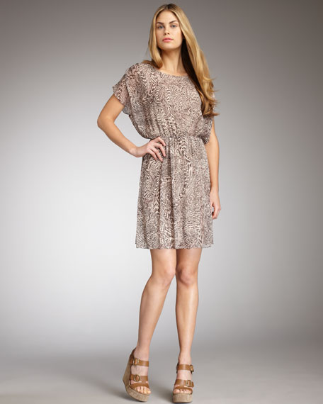 Kimber Strap-Back Dress