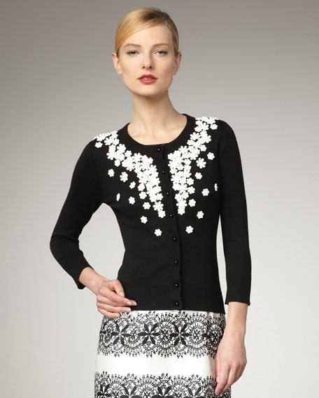 kati beaded cardigan