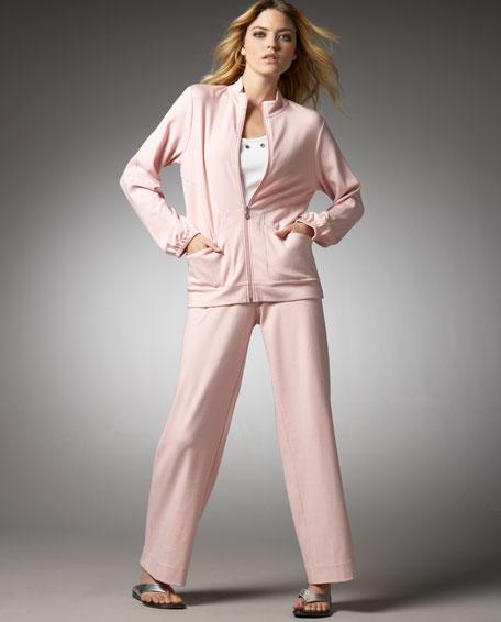 Zip-Front Jacket, Women's