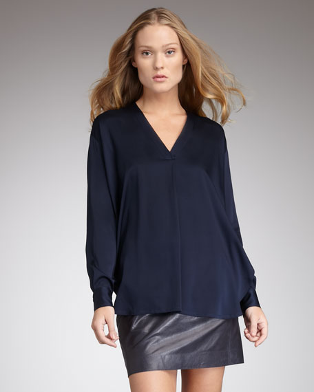 Silk Tunic, Coastal