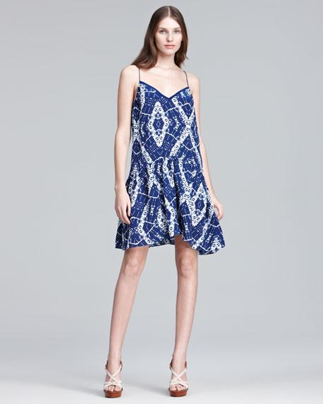 Cami Printed Dress