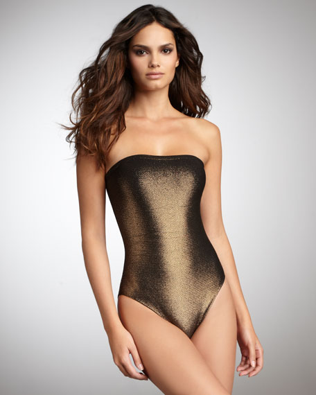 Milady Bustier One-Piece Swimsuit