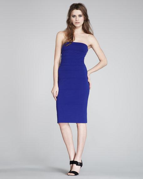 Kimeena Strapless Tube Dress