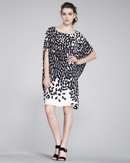 Diane Hanky Shift Dress