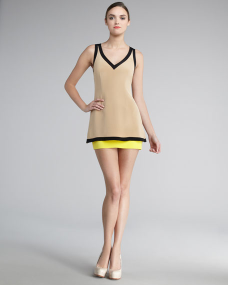 Wallach Colorblock Dress