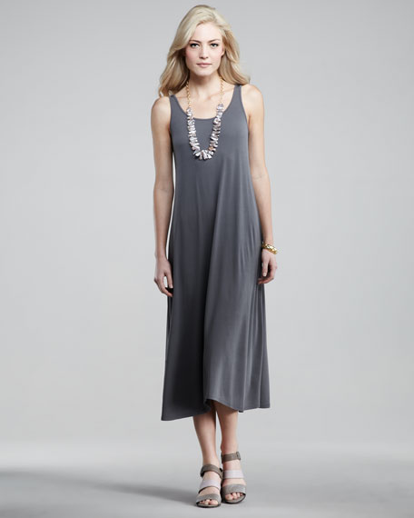 Easy Silk Dress