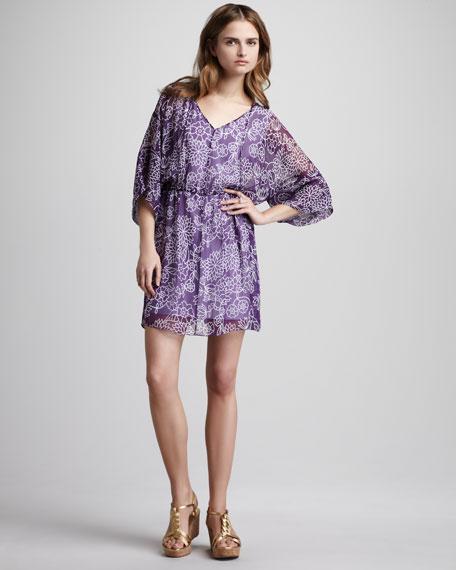 Iniko Printed Dress