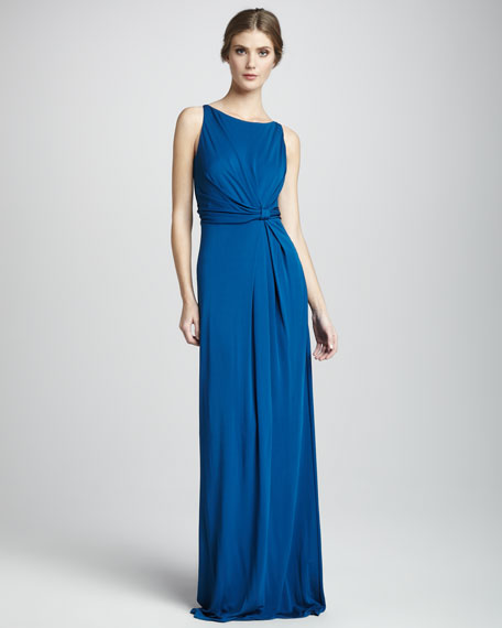 Anabelle Keyhole Gown