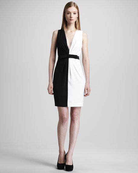 Daisy Colorblock Dress