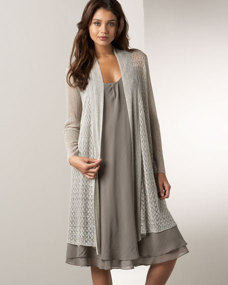 Lace Cardigan, Women's