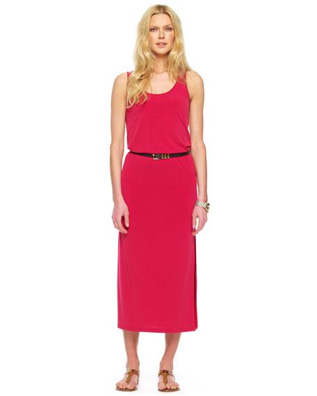 Sleeveless Maxi Dress, Women's