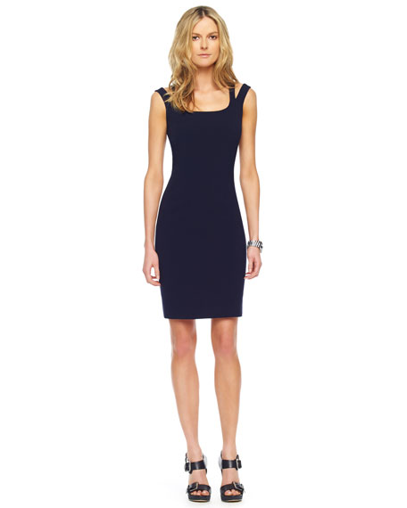 Split-Strap Dress