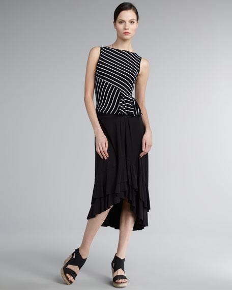 Jayden Asymmetric Skirt