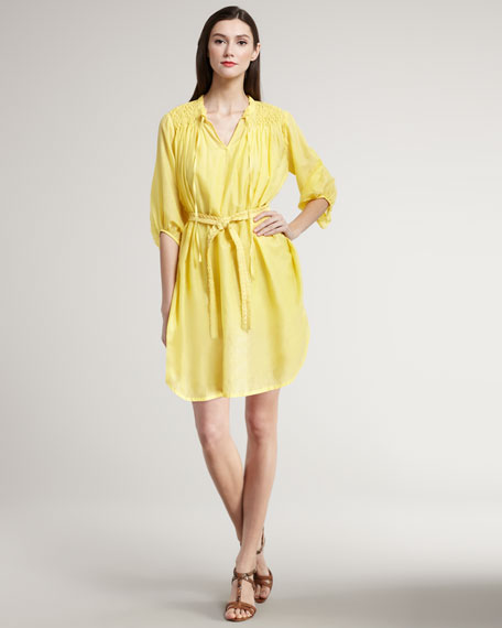 Babbi Self-Tie Dress