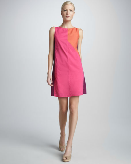 Abbey Colorblock Dress