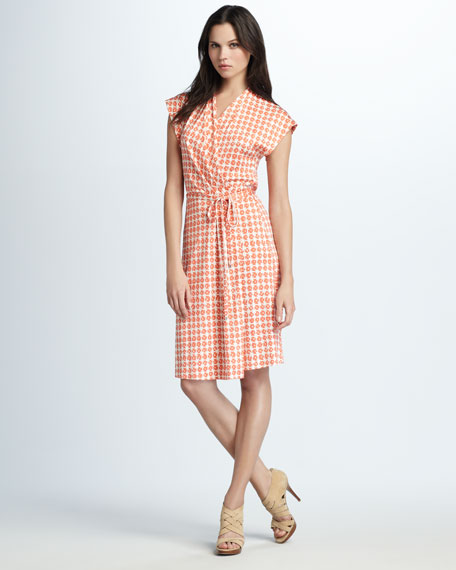 Mindy Wrap Dress