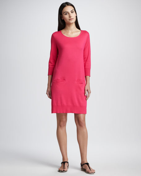 Easy Knit Dress, Women's